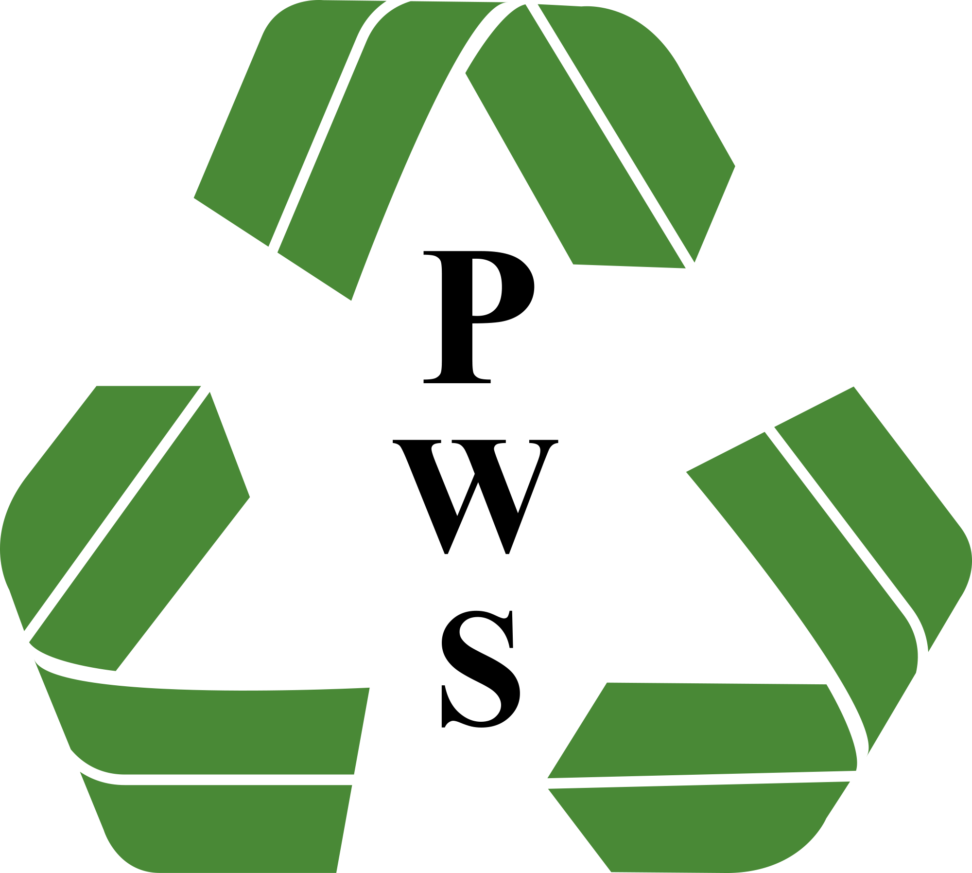Peninsula Waste Savers Logo